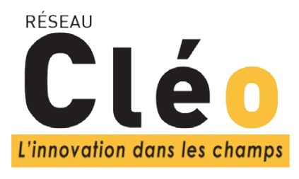 Cléo, l'innovation dans les champs