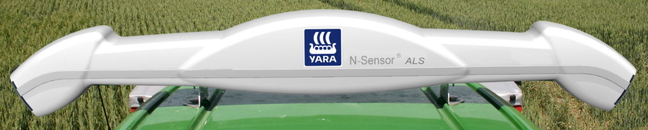 Yara N-sensor