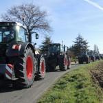 Renouvellement de notre parc tracteur avec l'arrivée de 13 nouveaux FENDT !