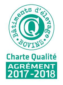 ETA Gautier - Charte qualité bâtiment bovin 2017-2018