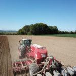 ETA Gautier - Semis de maïs