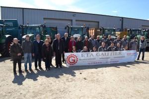 ETA Gautier - Renouvellement des tracteurs